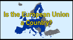 Map Of The European Union by Is The European Union A Country Youtube