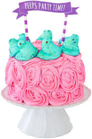 Easter Chicks Cake Decorations by 190 Best Fun Peeps Ideas Images On Pinterest Easter Treats