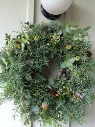 Homemade Christmas Wreaths by Make Your Own Christmas Wreath Green Urban Living