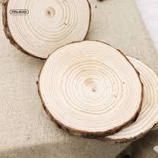 pinjeas wood craft 100 nature wooden decor slice diy accessories