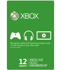 xbox live gift card xbox live card 12 months us email delivery mygiftcardsupply