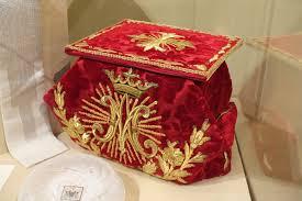 chalice veil file prendergast burse and chalice veil c 1890 silk gold