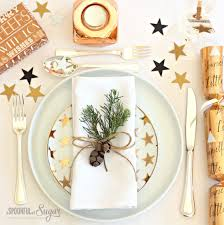 10 simple christmas table ideas a spoonful of sugar
