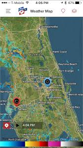 Weather Map Of Florida by New Check Out Bay News 9 With New Layout Upgraded Weather