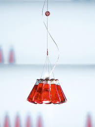 campari suspension lamp campari light by raffaele celentano made by ingo