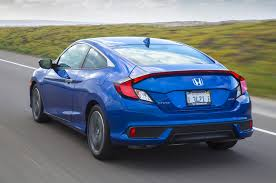 Honda Civic Lenght 2016 Honda Civic Coupe Review Automobile Magazine