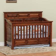 cribs convertible baby cribs maple oak u0026 cherry amish made