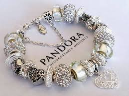 pandora sterling bracelet images Pandora silver charm bracelet centerpieces bracelet ideas JPG