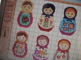 cross stitch patterns for children elisheva u0026 shoshana