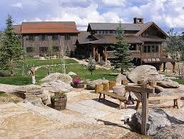 Barn Again Lodge The Lodge And Spa At Brush Creek Ranch