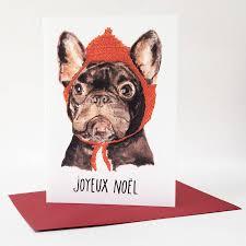 french bulldog christmas cards christmas lights decoration