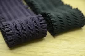 shirring elastic 3 75mm wide shirring elastic ruffled elastic waistband elastic