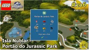 Jurassic Park Map Lego Jurassic Park Isla Nublar Portão Do Jurassic Park Jogo