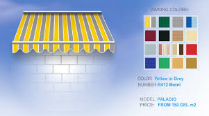 Buy Awning Awning Paladio For Sale In Tbilisi On English
