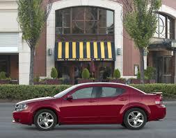 2008 Dodge Avenger Se Interior Dodge Avenger Review The Truth About Cars