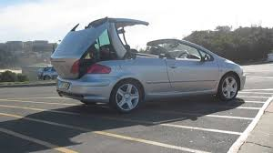 peugeot 307 new 2004 peugeot 307 cabriolet youtube