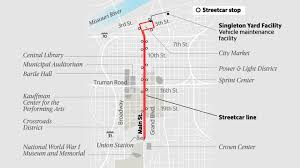 power and light district map kansas city s streetcar what you need to know the kansas city star