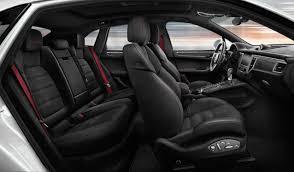 Porsche Cayenne Red Interior - revealed 2016 porsche cayenne platinum edition