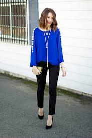 royal blue blouse top royal blue blouse closet