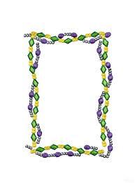 mardi gras picture frames majestic free mardi gras clip borders bead frame embroidery