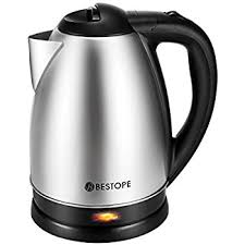 amazon black friday slickdeals bestope electric kettle cordless tea boiler with 2 0 l high