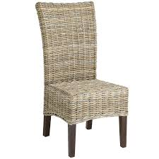 Outdoor Wicker Dining Chair Picture 5 Of 14 Wicker Dining Chairs Beautiful Kubu Dining Chair