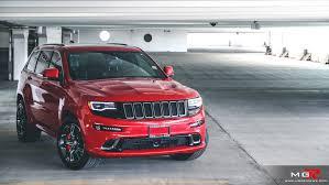 jeep grand cherokee srt red review 2014 jeep grand cherokee srt drivetribe