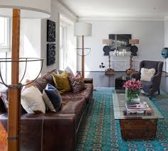Leather Brown Sofas Give Your Living Room An Look With A Brown Leather Sofa