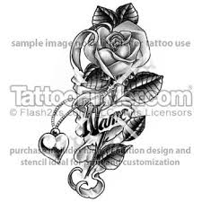 tattoos with names cool pics