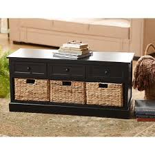 Storage Bench With Baskets Best 25 Black Storage Bench Ideas On Pinterest Kitchen