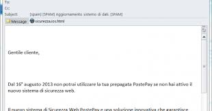 banco postaonline activate the new security system is a phishing scam targeting