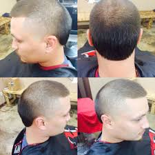 haircut high bald fade yelp