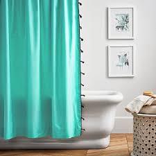 teen shower curtains pbteen
