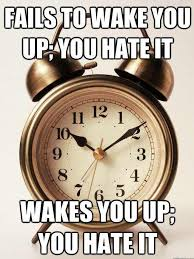 Alarm Clock Meme - the funniest alarm clock memes