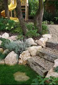best 25 back yard landscape ideas ideas on pinterest flower bed