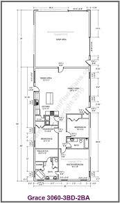 floorplans com barndominium floor plans pole barn house plans and metal barn homes