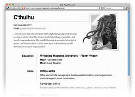 Online Resume Example by 35 Best Online Cv Resume Templates Online Cv