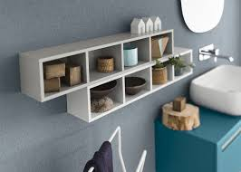 Open Shelving Bathroom by Progetto Modular System Alters Your Approach To Bathroom Design