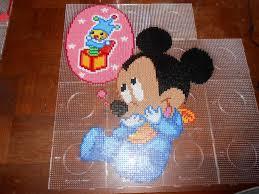 Halloween Perler Bead Templates by Baby Mickey Hama Perler Beads By Pernille Henriksen Make Me