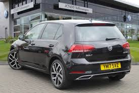 used 2017 volkswagen golf 2 0 tdi gt 5dr for sale in west