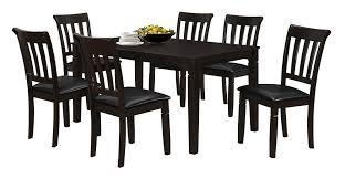 red barrel studio winnetka espresso wood dining table u0026 reviews