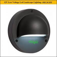 low voltage led column lights 12v led deck light low voltage led step light and column lighting