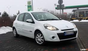 renault clio 2012 renault clio 2012 1 5 diesel na prywatne raty bez bik kr