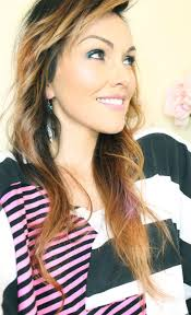 does hair look like ombre when highlights growing out kandeej com my new summer hair ombre halo highlights