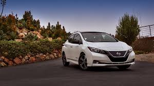 nissan leaf charge time all new 2018 nissan leaf unveiled boasts 150 miles of range