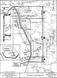 Inverness Florida Map us 41 sr 45 project development u0026 environment pd u0026e study