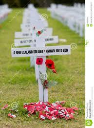 anzac rememberance crosses stock photo image 63887534