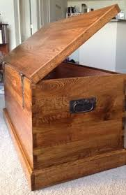 Homemade Wooden Toy Chest by The Easiest And Quickest Way To Build Your Chest Is To Purchase