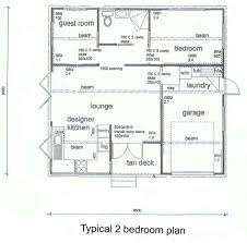 two bedroom homes design basics home plans one story house plans