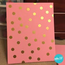 metallic gold polka dot wall decals peel and stick polka dot